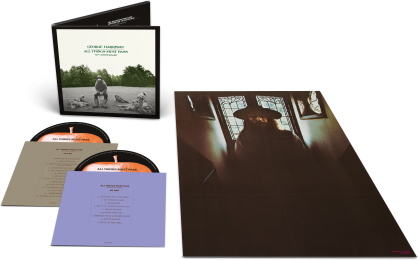 George Harrison - All Things Must Pass (2021 Reissue, 2 CDs)