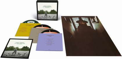 George Harrison - All Things Must Pass (2021 Reissue, Limited Edition, 3 CDs)