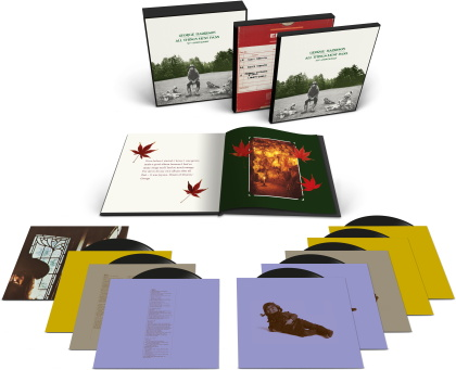 George Harrison - All Things Must Pass (2021 Reissue, Super Deluxe Boxset, 8 LPs)