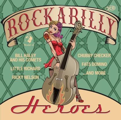 Rockabilly Heroes (2 CDs)