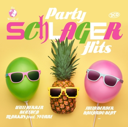 Party Schlager Hits (2 CD)