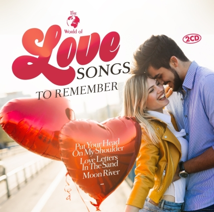 Love Songs To Remember (2 CDs)