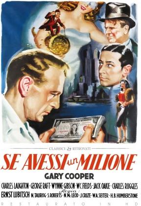 Se avessi un milione (1932) (Classici Ritrovati, restaurato in HD, s/w)