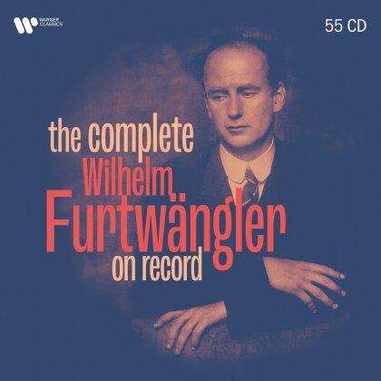 Wilhelm Furtwängler - The Complete Wilhelm Furtwängler on Record (55 CDs)