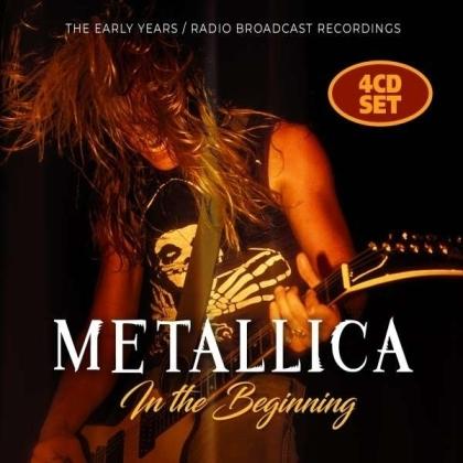 Metallica - In The Beginning (4 CDs)