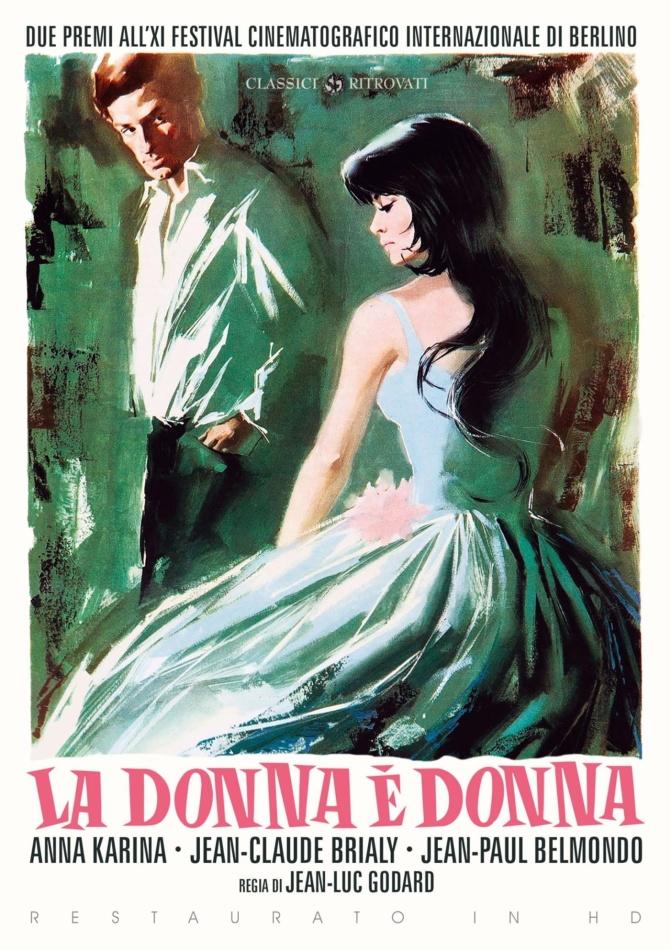 La donna è donna (1961) (Classici Ritrovati, Restaurato in HD, n/b)