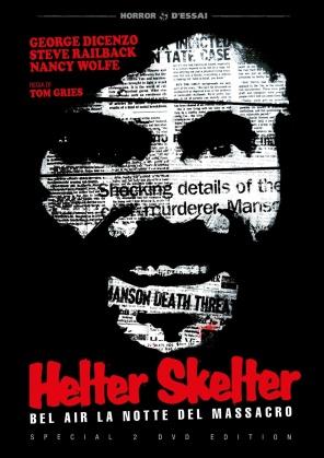 Helter Skelter - Bel Air - La notte del massacro (1976) (Special Edition, 2 DVDs)