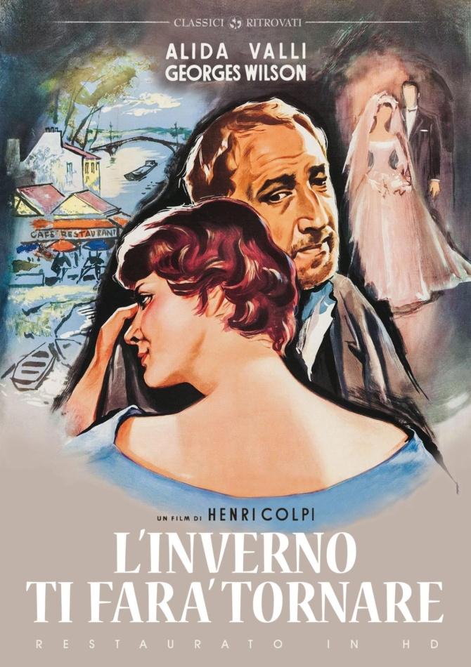 L'inverno ti farà tornare (1961) (Classici Ritrovati, Restaurato in HD, n/b)