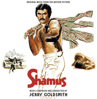 Jerry Goldsmith - Shamus - OST