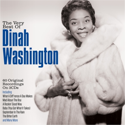 Dinah Washington - Very Best Of (3 CD)