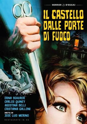 Il castello dalle porte di fuoco (1970) (Horror d'Essai, restaurato in HD)