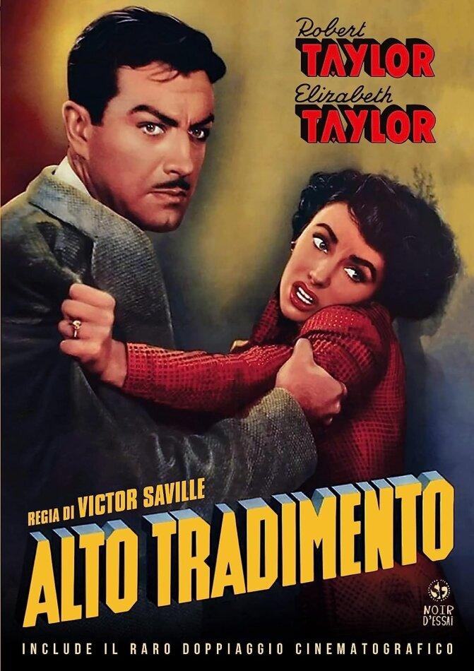Alto tradimento (1949) (Noir d'Essai, n/b)