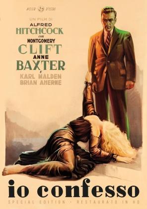 Io confesso (1953) (Noir d'Essai, restaurato in HD, s/w, Special Edition)