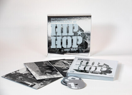 Smithsonian Anthology Of Hip-Hop & Rap (Boxset, 9 CDs)