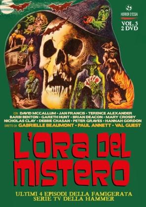 L'ora del Mistero - Vol. 3 (Horror d'Essai, 2 DVDs)