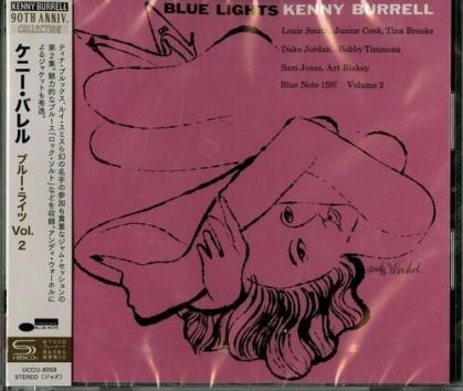 Kenny Burrell - Blue Lights Vol. 2 (Japan Edition)