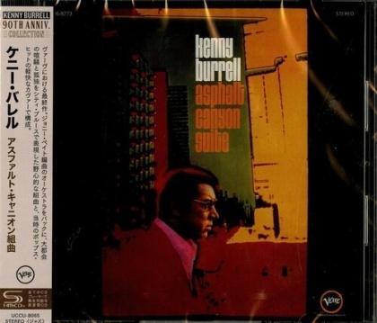 Kenny Burrell - Asphalt Canyon Suite (Japan Edition)