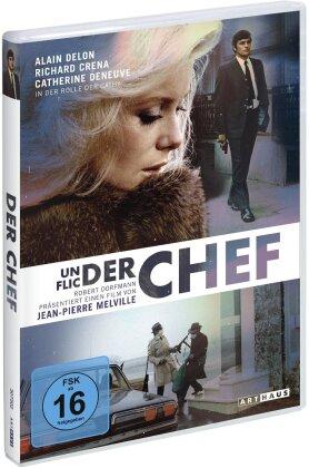Der Chef - Un flic (1972) (Digital Remastered)