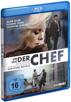 Der Chef - Un flic (1972)