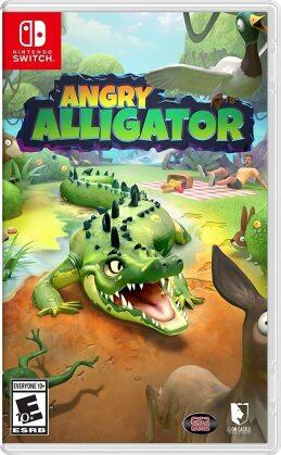 Angry Alligator