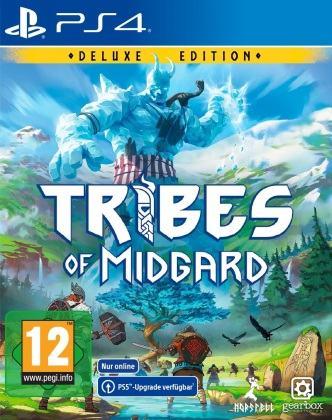 Tribes of Midgard (German Deluxe Edition)