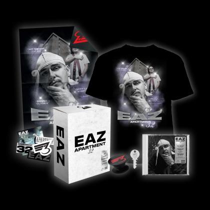 EAZ - Apartment 32 (Deluxe Boxset, + T-Shirt M, Limited Edition)