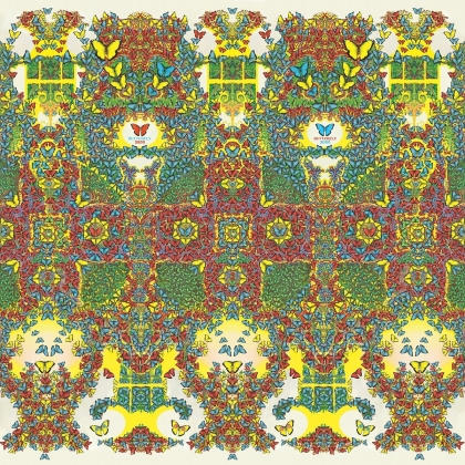 King Gizzard & The Lizard Wizard - Butterfly 3000 (Blue/Yellow/Red Vinyl, LP)