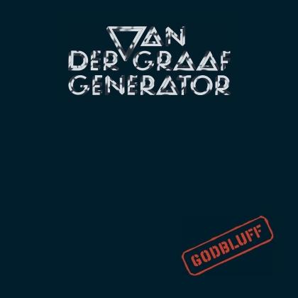 Van Der Graaf Generator - Godbluff (2021 Reissue, 2 CDs + DVD)