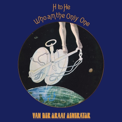 Van Der Graaf Generator - He To He Who Am The Only One (2021 Reissue, 2 CDs + DVD)