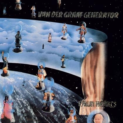 Van Der Graaf Generator - Pawn Hearts (2021 Reissue, 2 CDs + DVD)