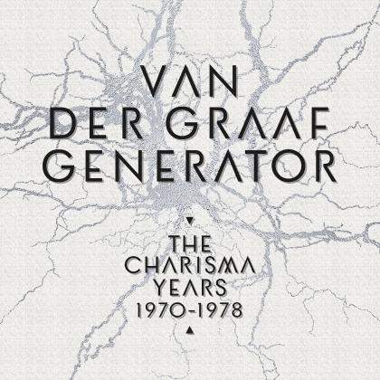 Van Der Graaf Generator - The Charisma Years (Boxset, 17 CDs + 3 Blu-rays)