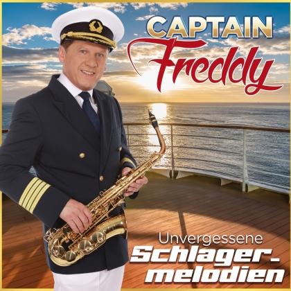 Captain Freddy - Unvergessene Schlagermelodien