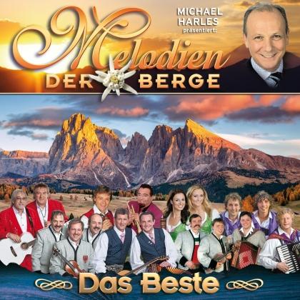 Melodien Der Berge - Das Beste (2 CDs)