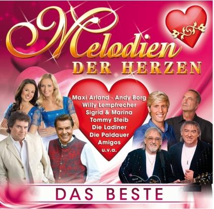 Melodien der Herzen - Das Beste (2 CDs)