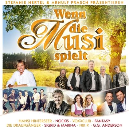 Wenn Die Musi Spielt (2 CDs)
