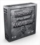 Monopoly - Star Wars The Mandalorian Edition