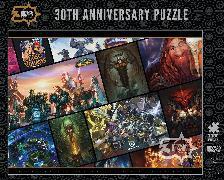 Blizzard 30th Anniversary Puzzle