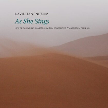 Odair Assad, Smith, Dusan Bogdanovic, David Tanenbaum, John Lennon, … - As She Sings - New Guitar Music