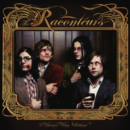 The Raconteurs - Broken Boy Soldiers (2021 Reissue, Sony Legacy)