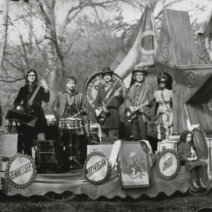 The Raconteurs - Consolers Of The Lonely (2021 Reissue, Sony Legacy)