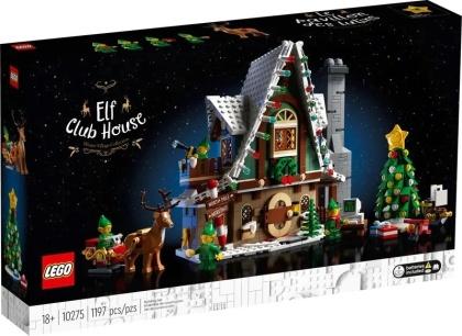 LEGO Elf Clubhouse 10275