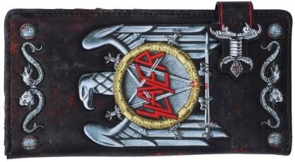 Slayer: Eagle Logo - Embossed Purse Wallet