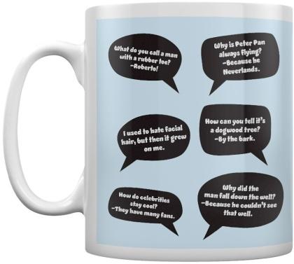 Just a Mug of Dad Jokes - Mug