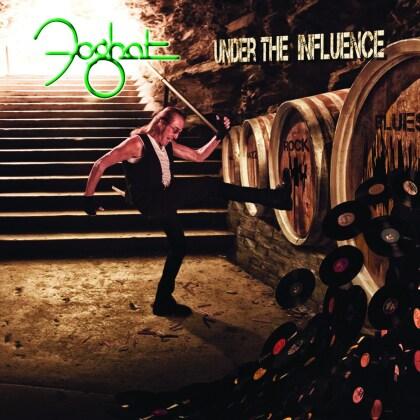Foghat - Under The Influence (2021 Reissue, Metalville, 2 LPs)