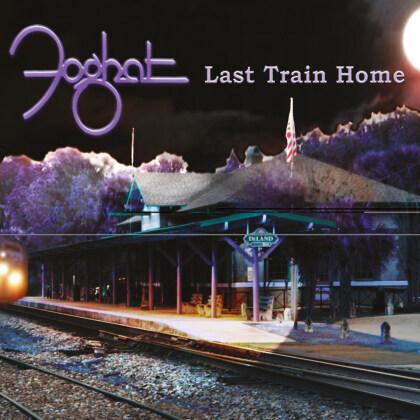 Foghat - Last Train Home (2021 Reissue, Metalville, Transparent Blue Vinyl, 2 LPs)