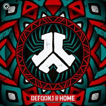 Defqon.1 At Home 2021 (2 CDs)
