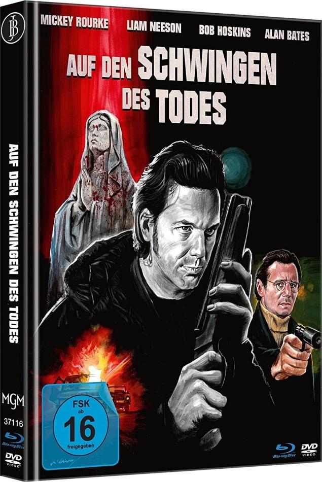Auf den Schwingen des Todes (1987) (Cover A, Edizione Limitata, Mediabook, Blu-ray + DVD)