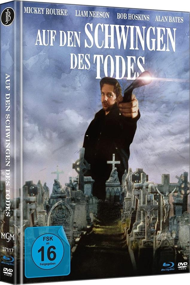 Auf den Schwingen des Todes (1987) (Cover B, Edizione Limitata, Mediabook, Blu-ray + DVD)