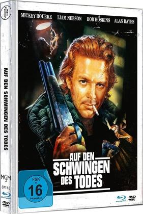 Auf den Schwingen des Todes (1987) (Cover C, Limited Edition, Mediabook, Blu-ray + DVD)