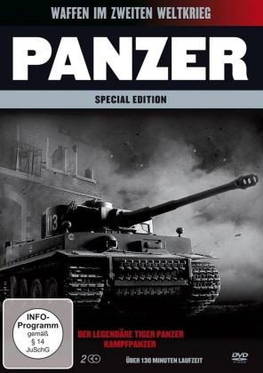 Waffen im 2. Weltkrieg: Panzer (Special Edition, 2 DVDs)